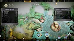 gow finder's fee treasure map