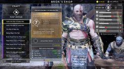 ivaldis war belt of endless mist niflheim armor god of war