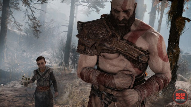 kratos & atreus god of war review