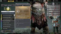 muspelheim armor smouldering brimstone battle belt