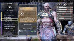war belt blazing magma god of war armor