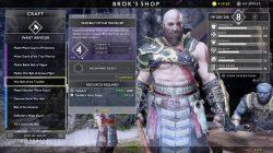 war belt of the traveller god of war armor