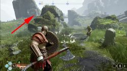 where to find first otr shrine god of war