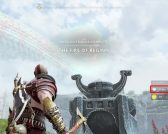 Dragon Tear God of War Locations - Shattered Gauntlet of Ages Upgrade