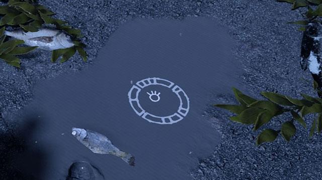 God of War Strange Ground Symbols Grant Hacksilver