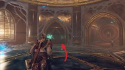 God of War Tyr's Temple Legendary Chest