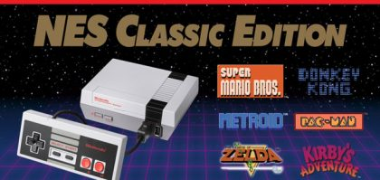 NES Classic Edition Coming Back to Stores Next Month