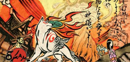 Okami HD On Nintendo Switch Gets Release Date