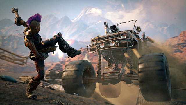 Rage 2 Official Gameplay Trailer Released by Bethesda
