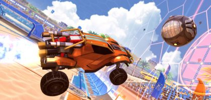 Rocket League Salty Shores Update Launch Date Announced