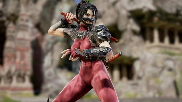 Soulcalibur VI Taki Character Reveal Trailer Released