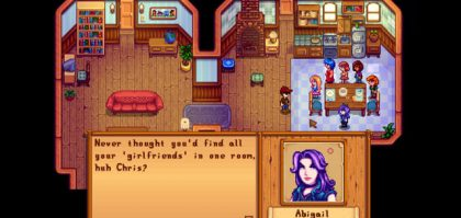 Stardew Valley New Beta Content Slams You For Dating Everyone