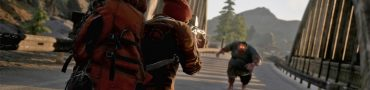 Repairing weapons in State of Decay 2