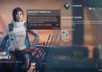 destiny 2 nascent dawn 3/5 escalation protocol
