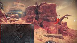 destiny 2 nascent dawn ma'adim subterrane cache location