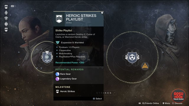 destiny 2 warmind heroic strike bug