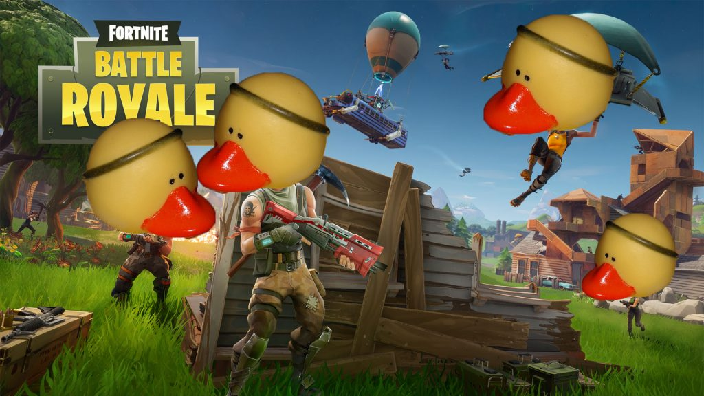rubber duckies fortnite - photo #1