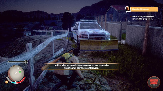 state of decay 2 vehicle locations where to find cars trucks. Black Bedroom Furniture Sets. Home Design Ideas