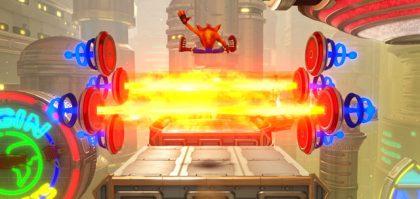 "Crash Bandicoot N. Sane Trilogy ""Future Tense"" Level Coming This Month"