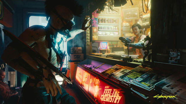 Cyberpunk 2077 Will Have Full Nudity For Transhumanist Themes