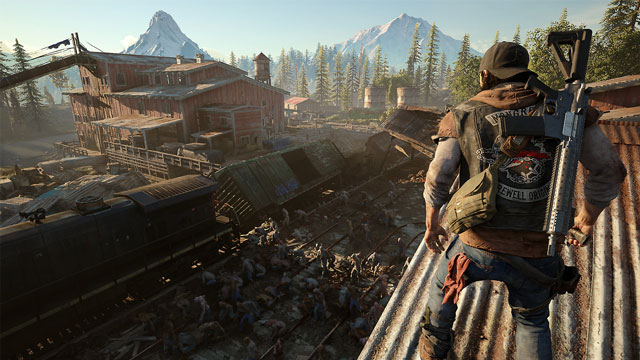 Days Gone PlayStation 4 Exclusive Release Date Announced