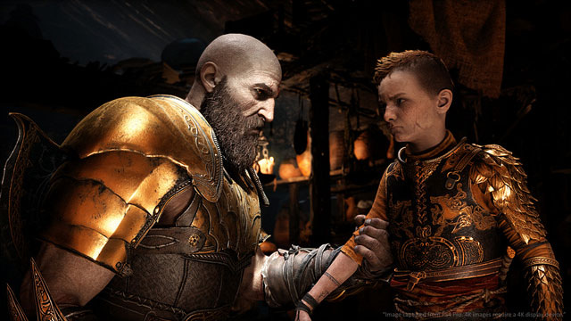 God of War New Game+ Mode First Details Revealed