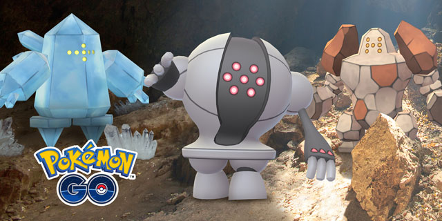 Pokemon GO Introducing Regice Legendary to Raid Battles