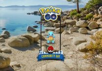 Pokemon GO Squirtle Community Day Happening on July 8th