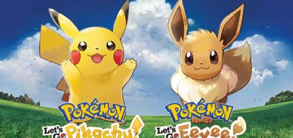 Pokemon Let's Go Eevee & Pikachu Will Require Online Subscription