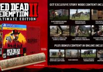 Red Dead Redemption 2 Special, Ultimate & Collector's Edition Revealed
