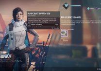 destiny 2 nascent dawn 5/5 javelin multikills alton dynamo cache