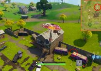 fortnite br risky reels chest locations week 7 challenge