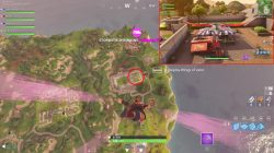 fortnite br secret battle star new location