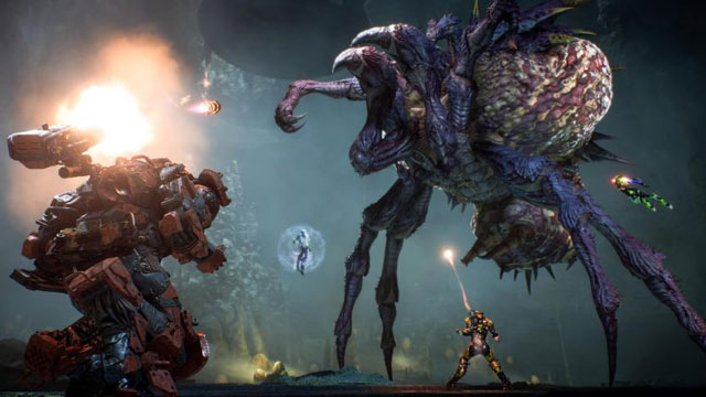 Anthem Will Have Random Stat Rolls on Armor & Weapons, Say Devs