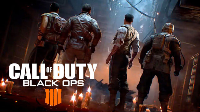 Call of Duty Black Ops 4 Zombies Blood of the Dead Trailer Released