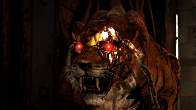 Call of Duty Black Ops 4 Zombies Trailer Includes Undead Tigers