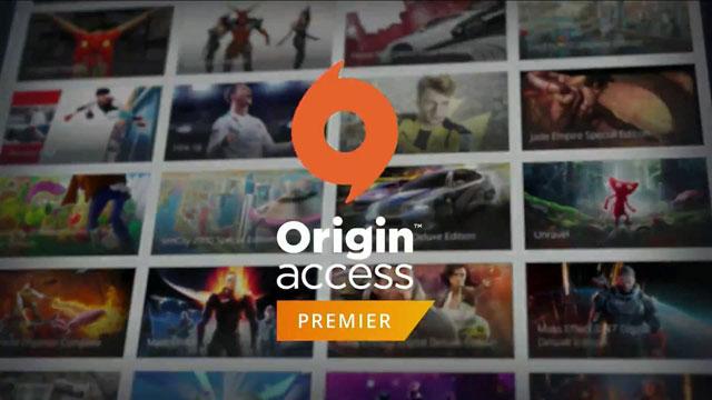 EA Origin Access Premier Subscription Service Starts Next Week