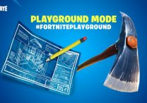 Fortnite BR Playground LTM Expires Next Week for Further Construction