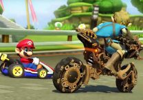 Mario Kart 8 Deluxe Adds Breath of the Wild Link & Motorcycle