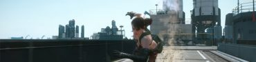 Metal Gear Solid 5 Update Lets You Play FOB Missions as Quiet