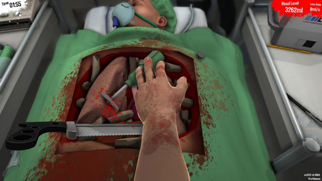 Nintendo Switch Getting Surgeon Simulator & Salt and Sanctuary
