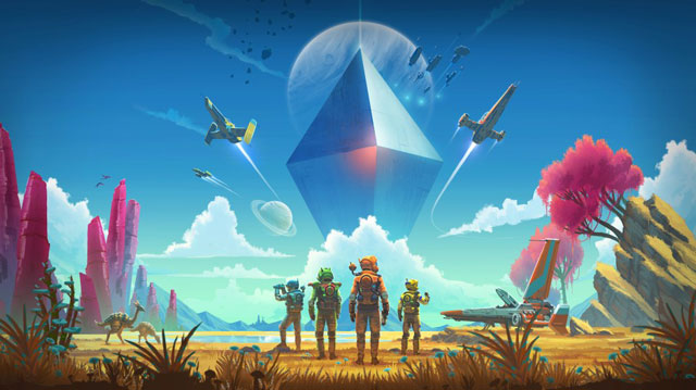 No Man's Sky Next How to Unlock New Base Upgrades