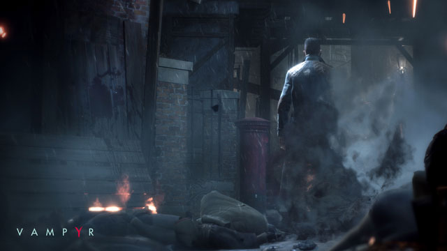 Vampyr Getting New Difficulty Modes Later This Summer