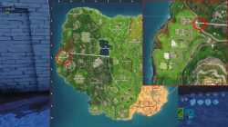 fortnite br all terrain kart locations