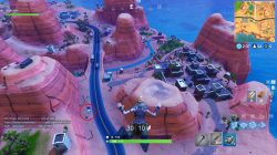 fortnite br atk location desert police