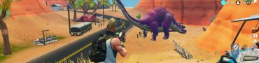 fortnite br dinosaurs location