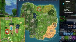 fortnite br golf kart locations