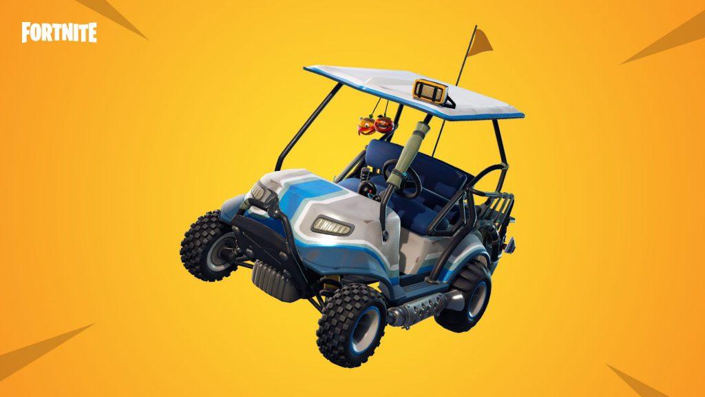 fortnite br golf kart rift update 5