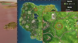 fortnite br secret battle star location week 1 season 5