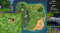 fortnite golf cart vehicle locations